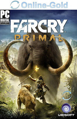 Far Cry Primal - PC Ubisoft codice digitale - chiave di gioco Uplay 18+ - IT