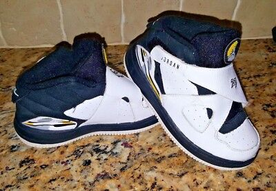 c5189dee2bd7 Nike Air Jordan Retro 8 Athletic Shoes Size 9 Toddler boys infant baby  white 9c