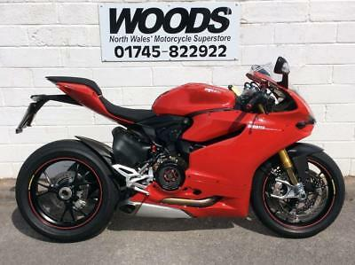 2015 Ducati 1199 Panigale S Abs