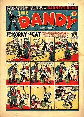 DANDY # 479 January 27th 1951 The comic issue