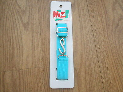 Wiz for trendy Kids TURQUOISE Adjustable Elasticated Snake Belt For Boys & Girls