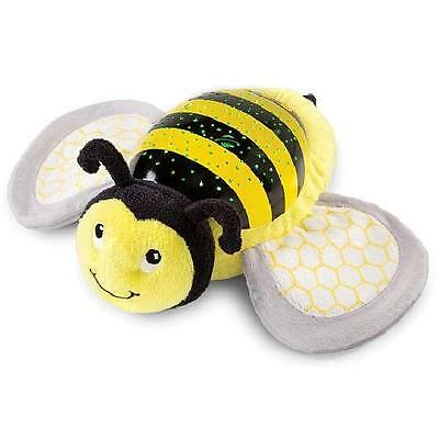 Summer Infant Bumble Bee Slumber Buddies Plush Musical Nightlight