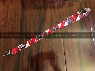 2018 Sdcc Exclusive Comic-Con Mondo Lanyard Badge Holder New Convention