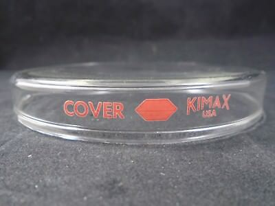 Kimble KIMAX Glass 100mm X 15mm Beaded Rim Petri Dish Cover Only 23062-10015