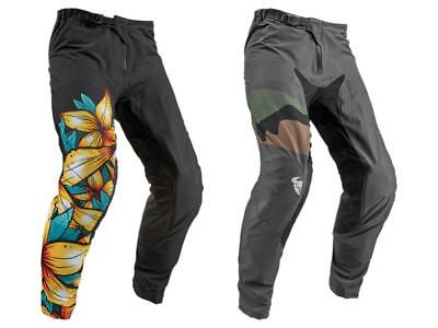 2019 Thor MX Prime Pro Floral / Fighter Adult Pant - MX ATV Off Road Thor Gear