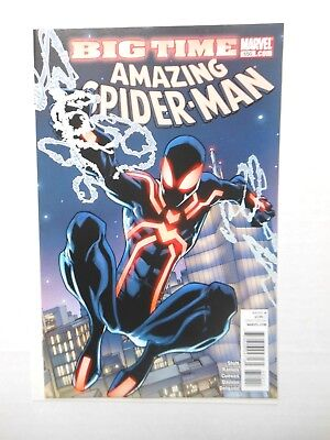 Amazing Spider-Man #650 In Vf/nm Or Better First Stealth Suit Sharp Copy!