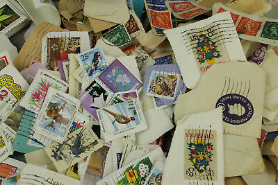 Lot of Collector Stamps - Junior Stamp Collector Grab Bag