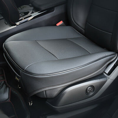 PU Leather Bamboo Charcoal Full Surround Auto Car Seat Cover Protect Cushion Mat