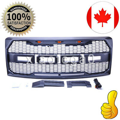 Ford F-150 F150 Raptor Style Conversion Grill Complete with F&R Letter for 09-14