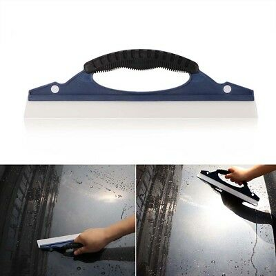 Silicone Auto Car Window Water Wash Clean Cleaner Wiper Squeegee Drying Blade