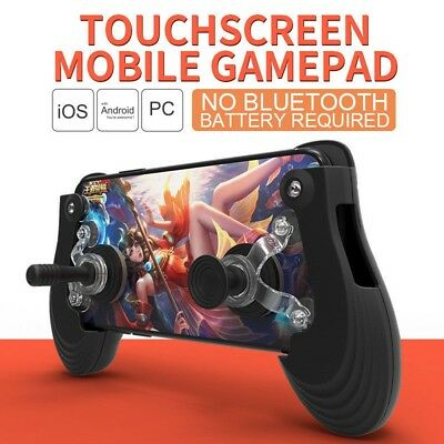 Mobile Wireless Bluetooth Telescopic Gamepad Controller For Apple Android DgyjE