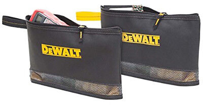 Dewalt Pack of 2 Multi-Purpose Zip Up Bags DG5102