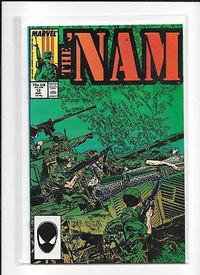 The 'nam #12 High Grade (Vf/nm) Marvel