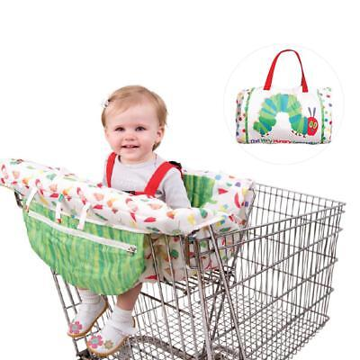 Portable Infant Baby Supermarket Shopping Cart Cushion Chair Cover Safety Seat