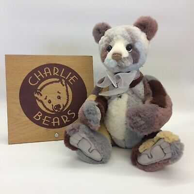 Bnwt Charlie Bears Hop Plush Bear Official Stockist