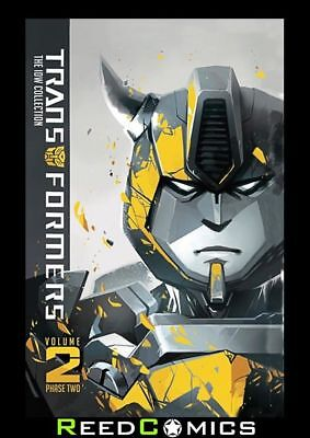 TRANSFORMERS IDW COLLECTION PHASE TWO VOLUME 2 HARDCOVER (332 Pages) Hardback