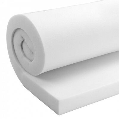 "Professional Upholstery Foam 2"" Thick, 18"" Wide X 72"" Long Regular Density"