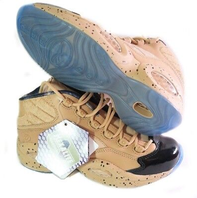 5178b6db41d WOMENS REEBOK QUESTION Mid British Tan BD4327 MELODY EHSANI X Size 7 *NO  BOX LID