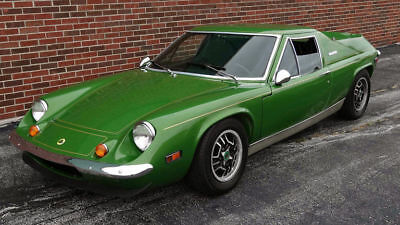 1972 Lotus Europa In Yellow ** Complete Car **