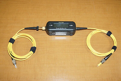EigenLight Corp. Power Monitor 410 Inline Optical Power Meter Attenuator