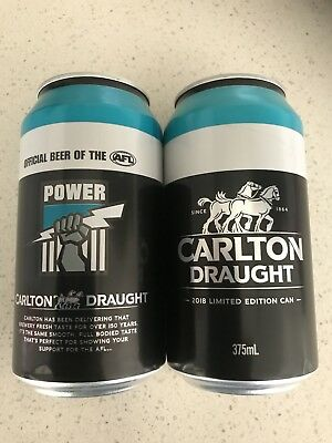 Port Power Carlton Draught Limited Edition Can