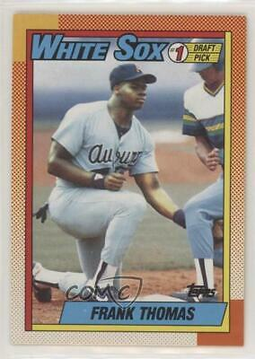 1990 O-Pee-Chee #414 Frank Thomas Chicago White Sox RC Rookie Baseball Card