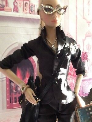 Custom Made Outfit For Innoquii Baby Sister Sybarite Superdoll Superfrock