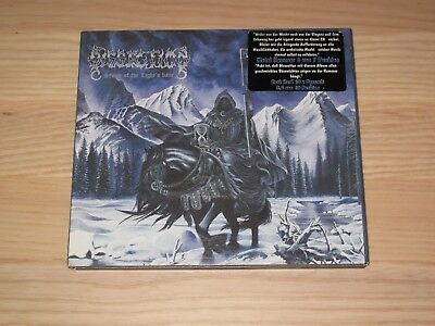 Dissection CD - STORM OF THE LIGHT'S BANE / 1995 Limitata Press in Menta