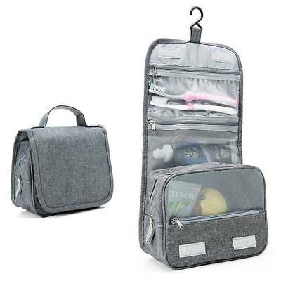 fde2f7f7931c Waterproof Organizer Bag Makeup Case Toiletry Travel Cosmetic Bag  Multifunction
