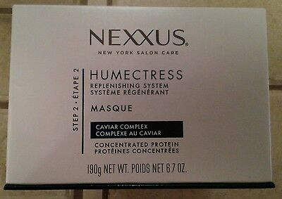 Nexxus Humectress Masque with Caviar Complex Concentrated Protein 6.7 oz