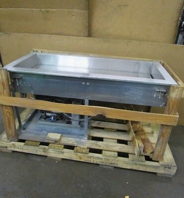 Randall 9580-4Am Hot/Cold Combo Drop In Stainless S/S Food Warmer Well 208/115V