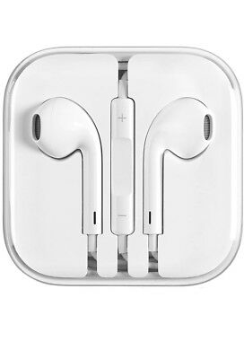 Headphone Earphone Earpods Remote Mic for Original Apple iPhone 5 6 s c Plus +