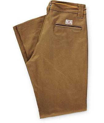 Expedition One Skateboards Chino Pants Hose Drifter Khaki Stretch in 30