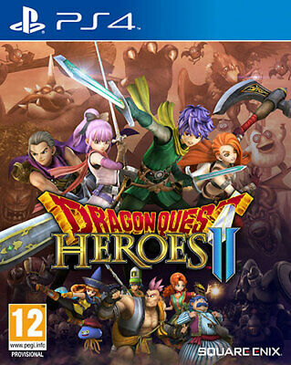 Dragon Quest Heroes 2 Standard Edition PS4 Playstation 4 SQUARE ENIX