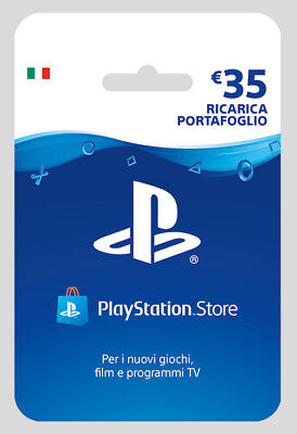 Sony PSN Playstation Store Hanging Card neu laden Mappe