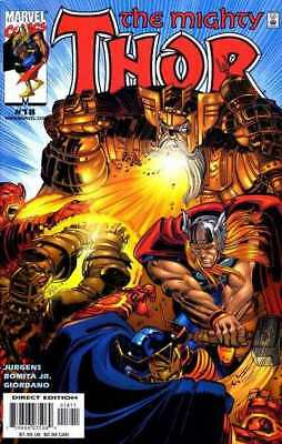 Thor (1998 series) #18 in Near Mint minus condition. Marvel comics