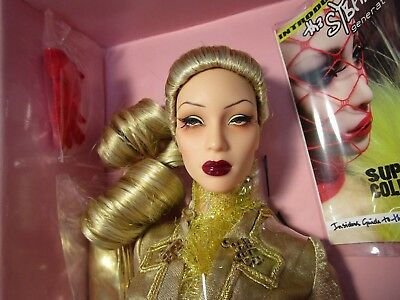 NRFB Convention Honor Sybarite Doll Superfrock Superdoll Superfrock