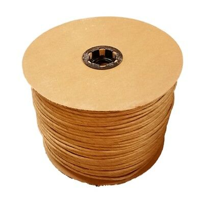 10 Pound Reel Brown Fibre Rush Enough for 4 Seats 4/32 5/32 6/32 7/32 8/32 Fiber