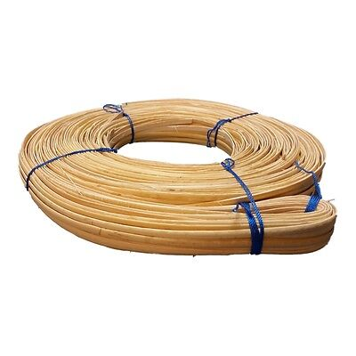 Full Hank Binding Cane, Wide 6mm, Medium 5mm, Narrow 4mm, Slab Rattan 8-10mm