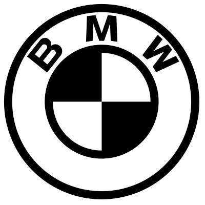 Bmw Logo Vinyl Die Cut Car Decal Sticker