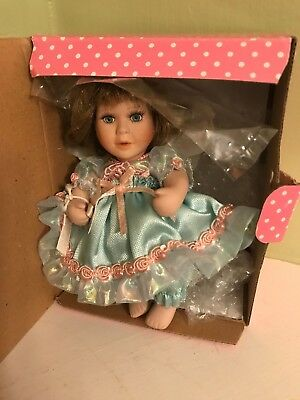 Treasury Collection Paradise Galleries June Porcelain Doll