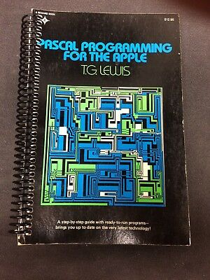 Pascal Programming for the Apple Book
