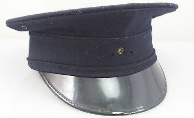 Vintage Mountcastle Pty Ltd Raaf Officers Cap No Cockade Or Cord