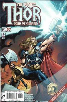 Thor (1998 series) #50 in Near Mint minus condition. Marvel comics