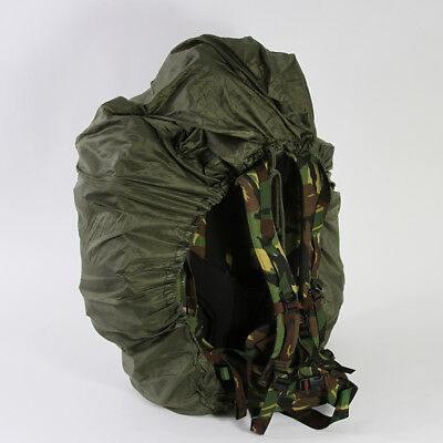 Austrian Rucksack Backpack OD Olive Drab Rain Camo Cover Jeep Hummer Tire Cover