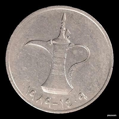 United Arab Emirates Dirham 1989 #a882