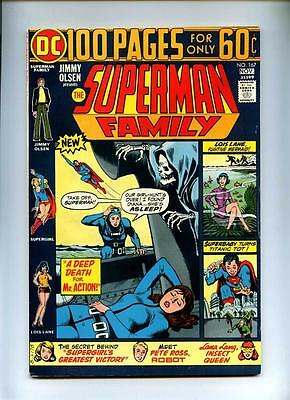 Superman Family #167 - DC 1974 - FN/VFN