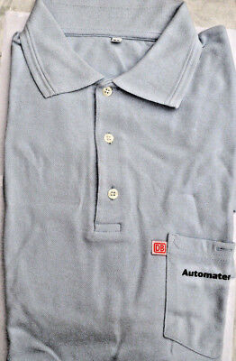 Deutsche Bahn DB Uniform Polo-Shirt für Automaten-Guides Gr. 50