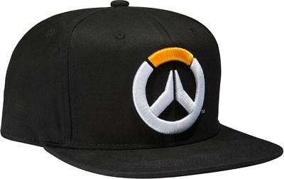 Overwatch Frenetic Snap Back Hat Black Brand New & Genuine