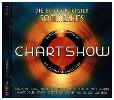 Die ultimative Chartshow - Sommer Hits | CD | NEU | von Various